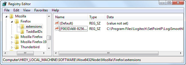 globally-installed-firefox-extension-in-registry