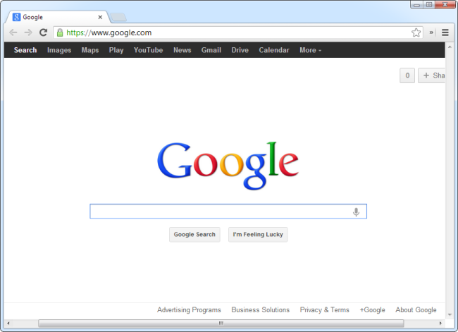 google-search-page-in-chrome