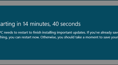 Prevent Windows From Restarting Your PC After Windows Updates