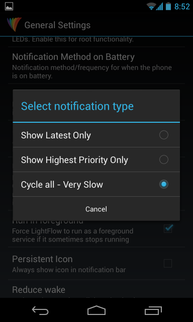 Put Your Android Phone's Notification LED to Use With Light Flow