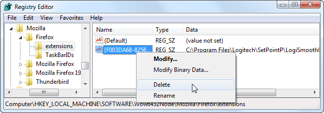 How to remove ff antivir monitoring adware (firefox addon scam.