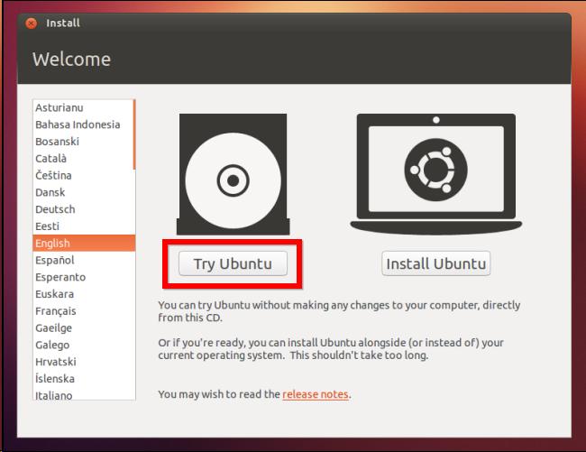 try-ubuntu