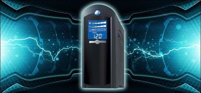 How to Select a Battery Backup for Your Computer