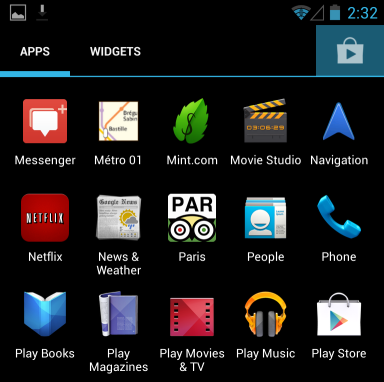 5 ways to install android apps on your phone or tablet Play store app
