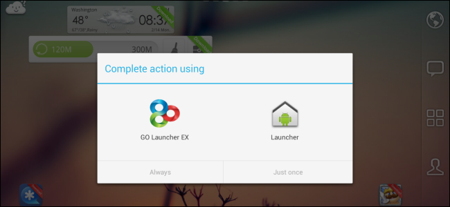 choose-android-launcher