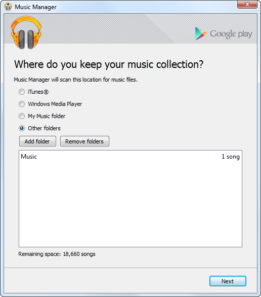 google-music-manager
