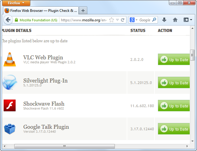 mozilla-plugin-check