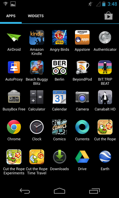 android-app-drawer