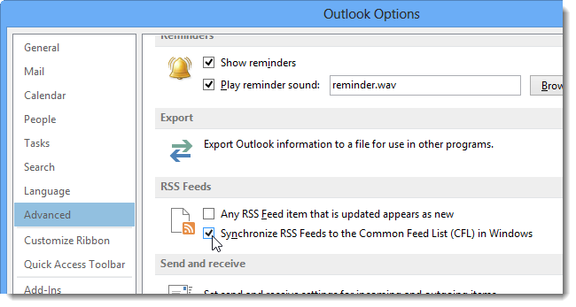 04_selecting_synchronize_rss_feeds_list