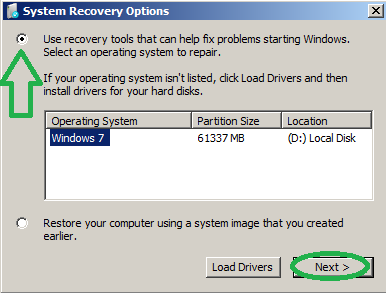 IT Geek: How to Network Boot (PXE) the WinPE Recovery Disk with
