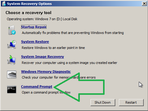 IT Geek: How to Network Boot (PXE) the WinPE Recovery Disk