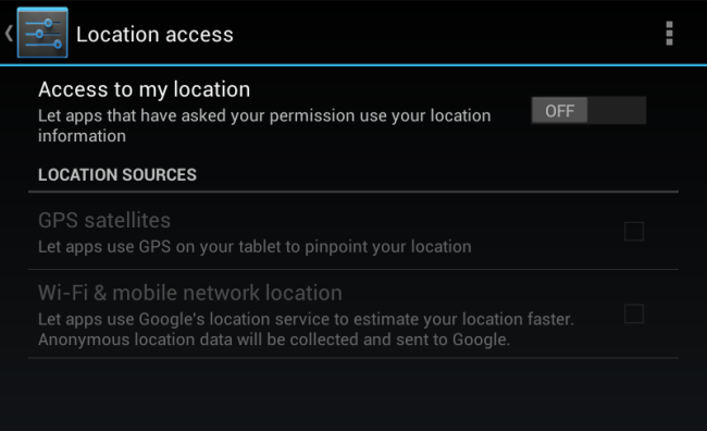 android-disable-location-access