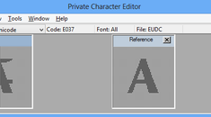 Create Your Own Custom Characters or Fonts with Private Character Editor