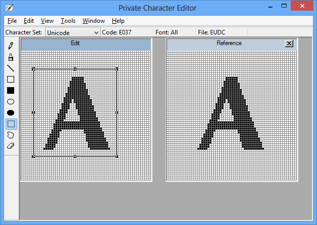 Create Your Own Custom Characters or Fonts with Private
