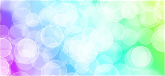 How To Create Your Own Custom Bokeh Wallpaper In Photoshop