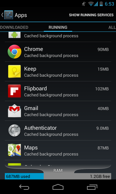 how to stop apps running in background android marshmallow