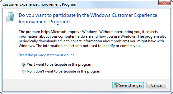 microsoft-customer-experience-improvement-program