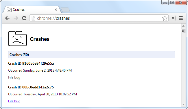 chrome-crashes