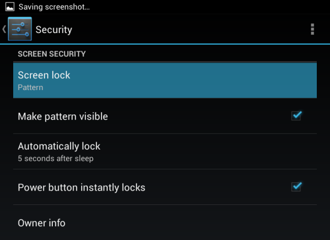 android-screen-lock