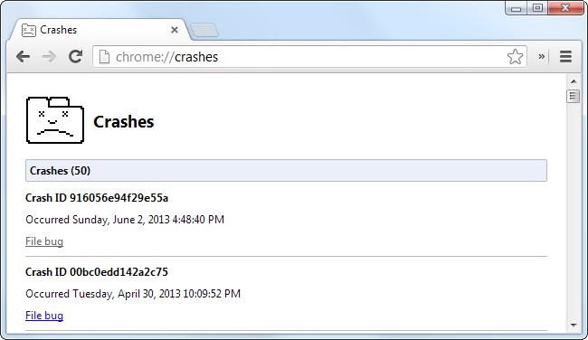 chrome-crashes