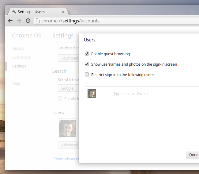Use Supervised Users to Set Up Parental Controls on a Chromebook (or