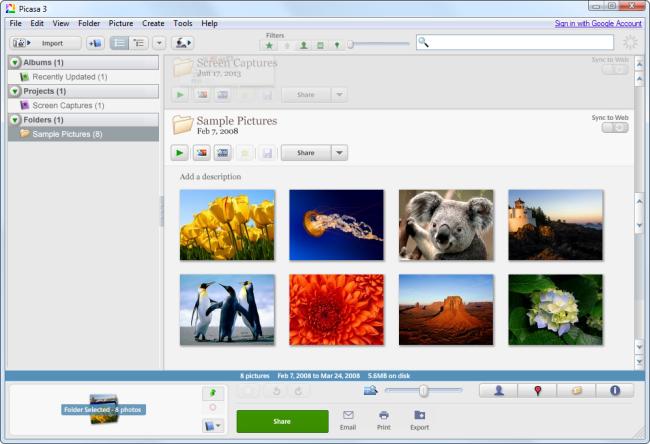 google-picasa-desktop