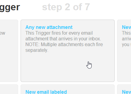 How to Automatically Backup Your Gmail Attachments With IFTTT