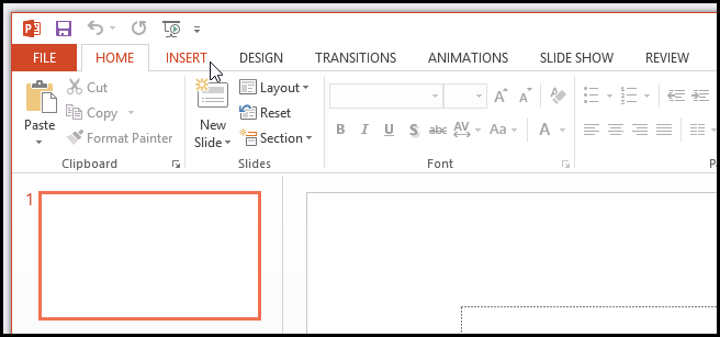 how to put a youtube video in powerpoint online