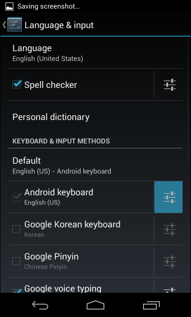 open-android-keyboard-settings