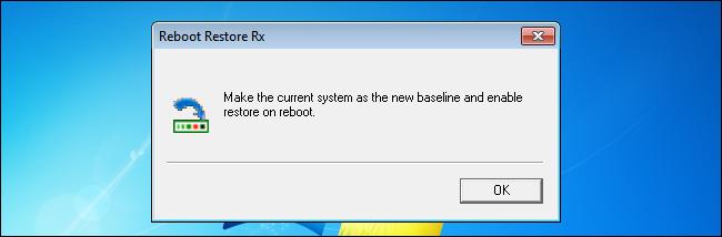 reboot-restore-rx-baseline-message