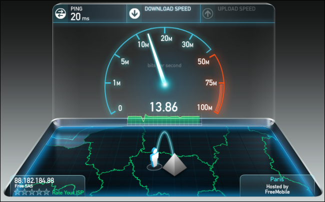 Why You Probably Aren't Getting the Internet Speeds You're