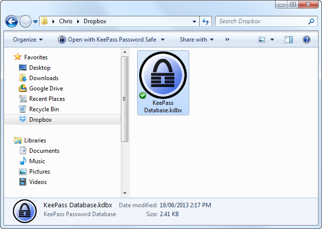 How to Use KeePass In Your Browser, Across Your Computers