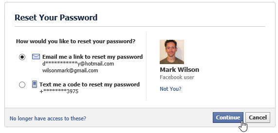 How to Use Facebook Trusted Contacts to Gain Access to Your
