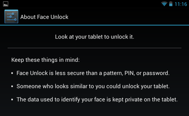 android-face-unlock