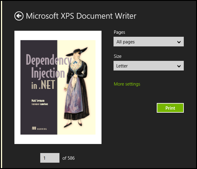 how to open pdf file in windows 8
