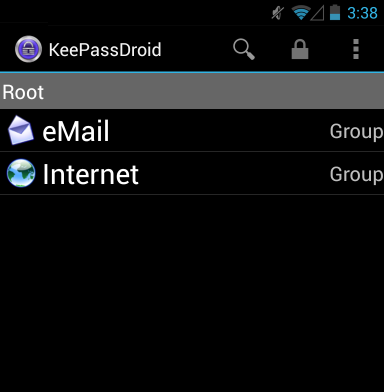 keepassdroid