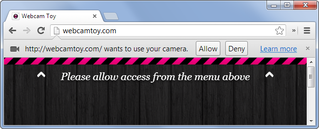 webcam-access-permission