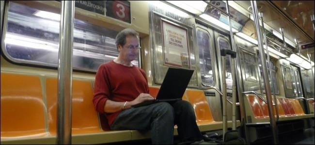 laptop-on-subway