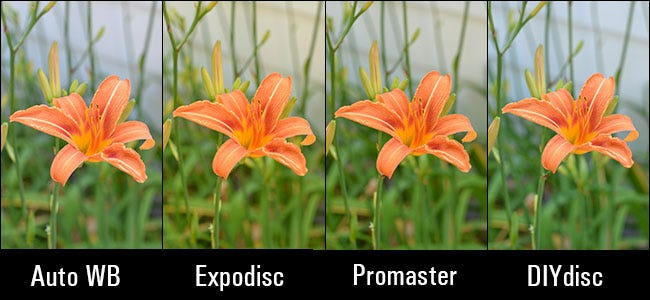 Lily Expodisc 2a