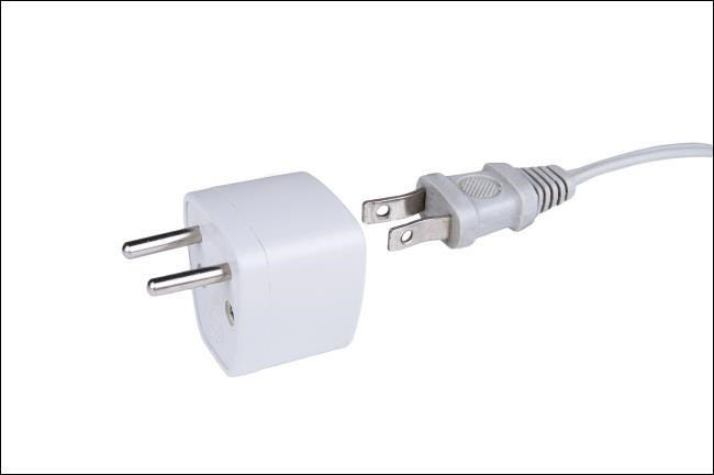 european electric hook up adaptor