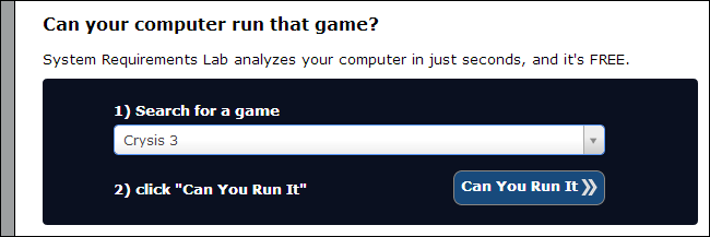 How To Test If a PC Can Run a Game - Online Tech Tips