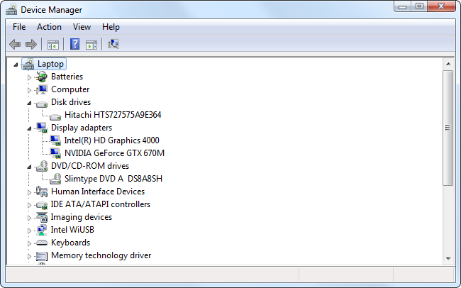 device-manager-devices-list
