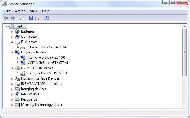 non plug and play drivers windows 8.1
