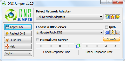 how to find your dns server windows 10