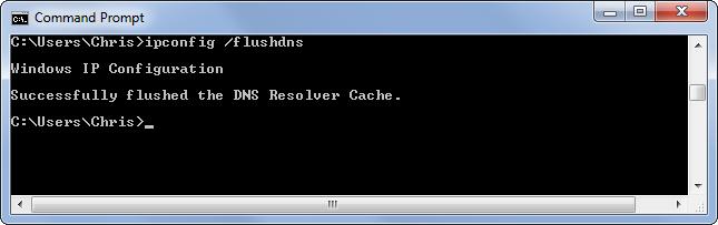 flush-dns-resolver-cache