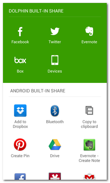 evernote web clipper for android