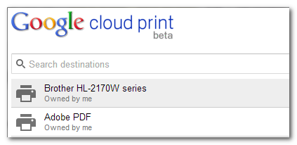 How to Enable Native Google Cloud Printing and Printer