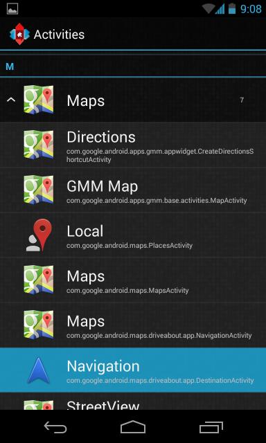 nova-launcher-create-navigation-direct-shortcut