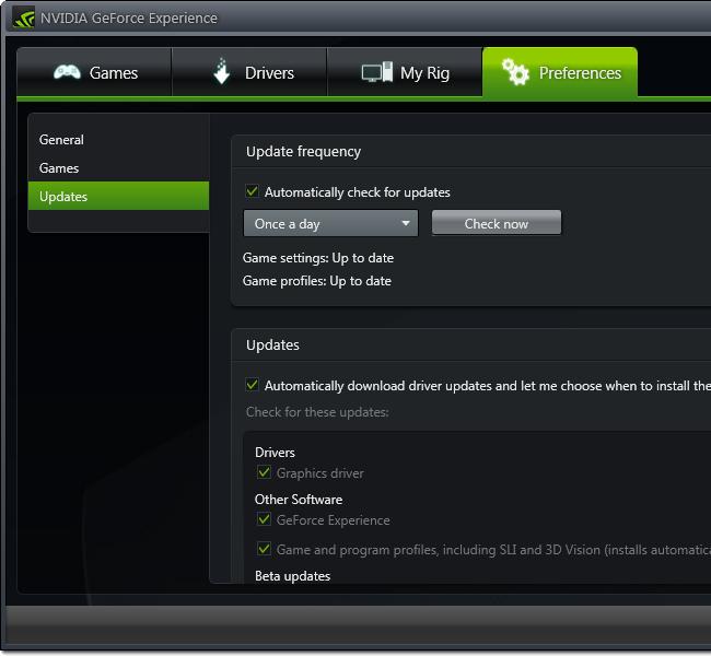 nvidia-driver-updates