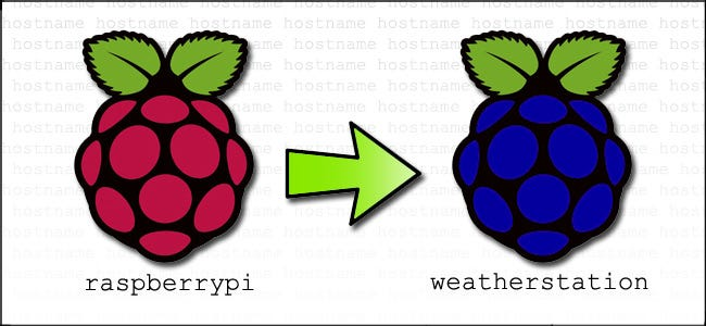 How to Change Your Raspberry Pi (or Other Linux Device's
